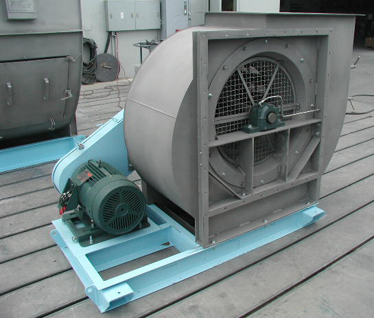 Construction Fans And Blowers : Industrial fans and blowers dust collection bc