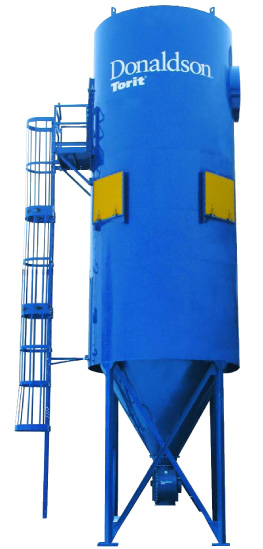 Donaldson Torit Baghouse Dust Collector