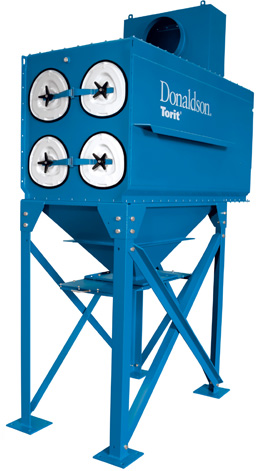 Donaldson Torit Downflo Evolution DFE Dust Collector