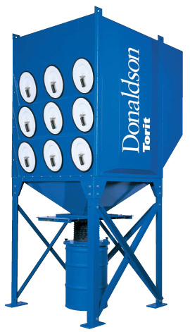 Donaldson Torit Downflo Dust Collector