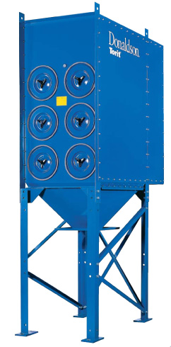 Donaldson Torit Cartridge Dust Collector