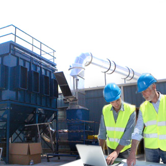 Expert Dust Collector Engineering and Installation