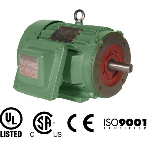 Worldwide Electric Motors  Explosion Proof Premium High Efficiency C-Face