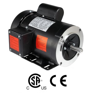 Worldwide Electric Motors  General Purpose - TEFC - Fractional Horsepower HP 1 Single Phase