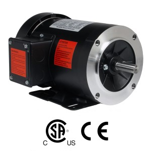 Worldwide Electric Motors  General Purpose - C-Face 3 Three Phase