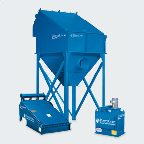 PowerCore CP Series Dust Collector