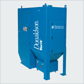 PowerCore TG Series Dust Collector