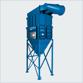 PowerCore VL Series Dust Collector