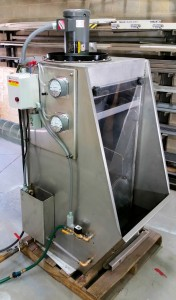 Schubert Wet Dust Collector Factory Installation